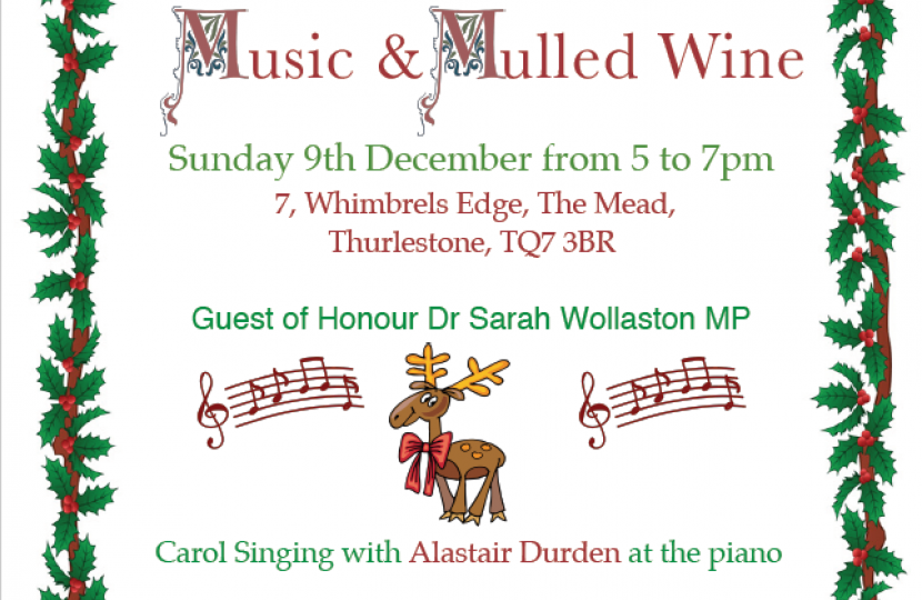 Music and Mulled Wine